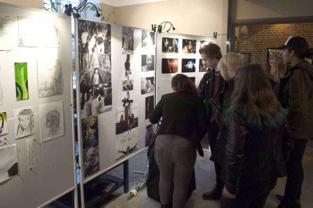 En bred samling kulturungdomar deltog i UKM 2016