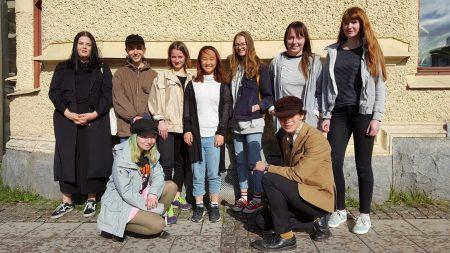 Sundsvalls gatuartister 2017