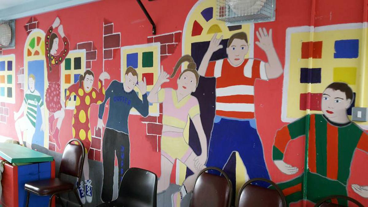 Dekorativ bild av projektet