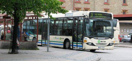 Din Tur lanserar nytt busskort (100 kronor) för barn och ungdomar 0-19 år