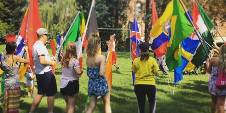 Ungdomar från Sundsvall på utbyte i Italien