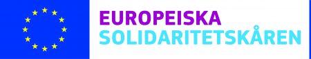Logotype för Europeiska Solidaritetskåren