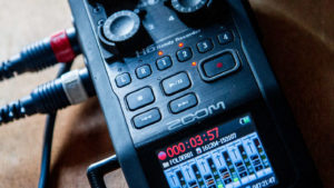 Låna utrustning på Ung Film