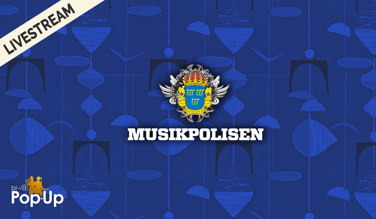 Dekorativ bild av Musikpolisen