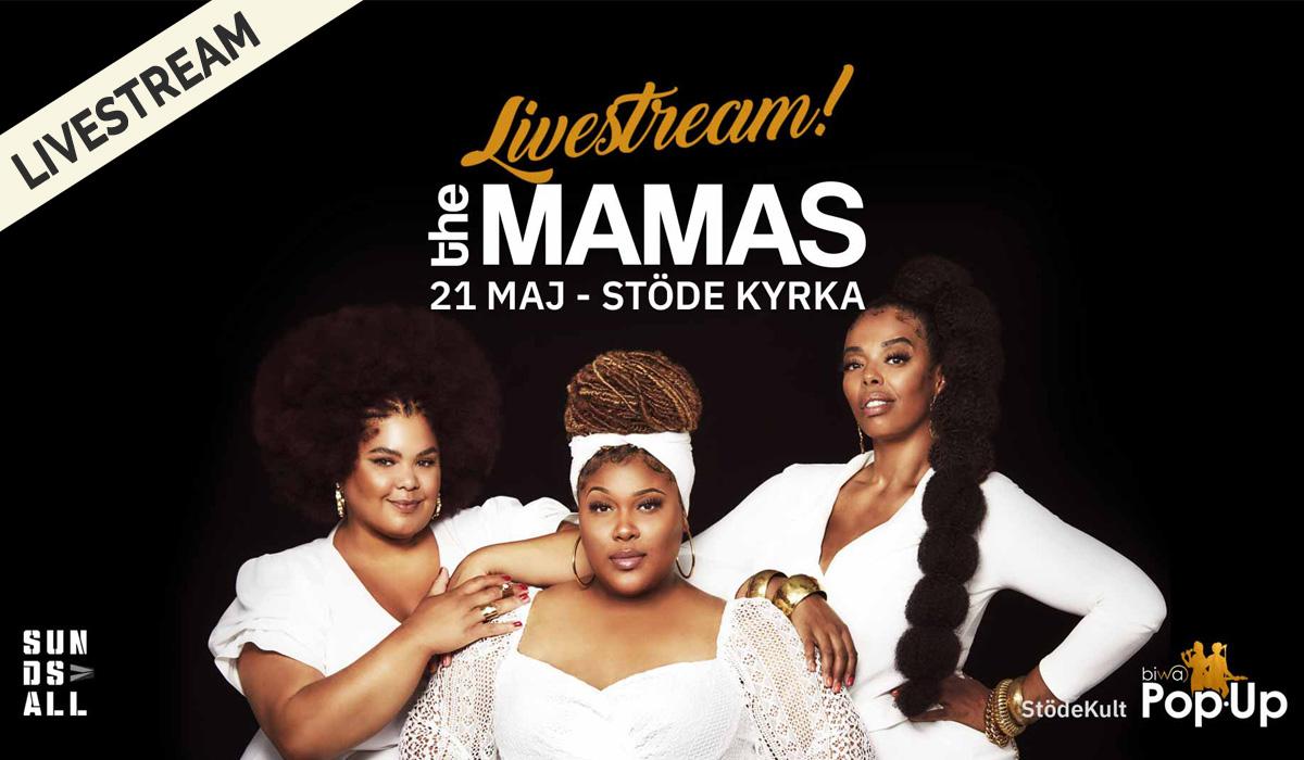Dekorativ bild av The Mamas